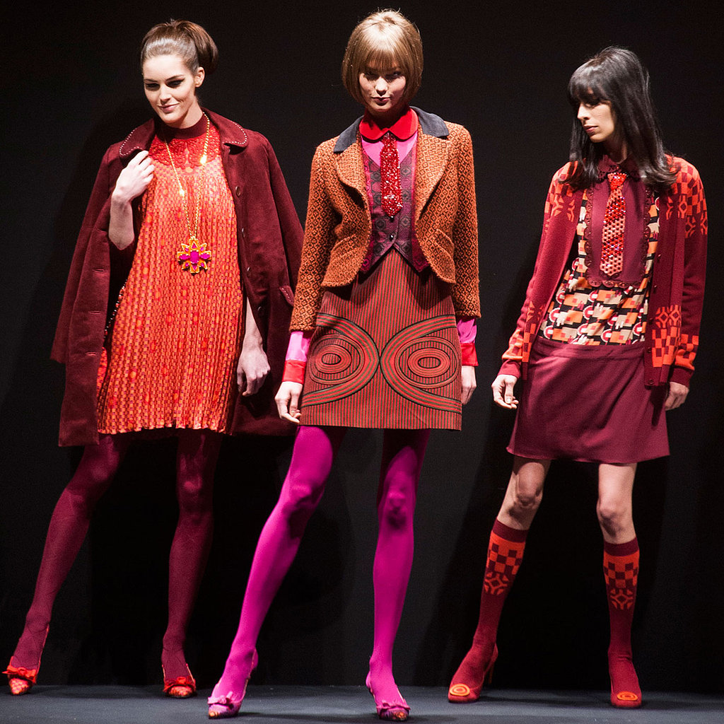The Best (and Brightest) From Anna Sui Fall 2013