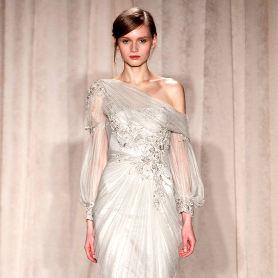 Marchesa Fall 2013 Runway