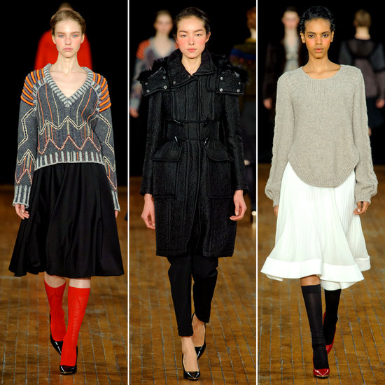 The Prettiest Pieces From the Philosophy di Alberta Ferretti Fall 2013 Runway