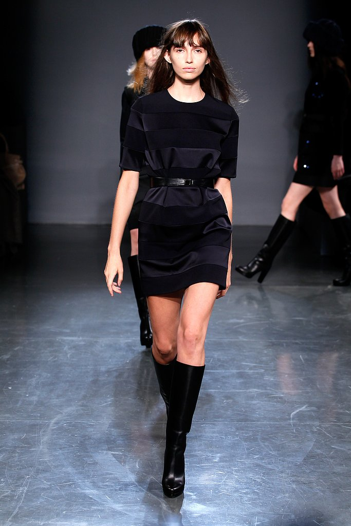 2013 Fall New York Fashion Week: Victoria Victoria Beckham