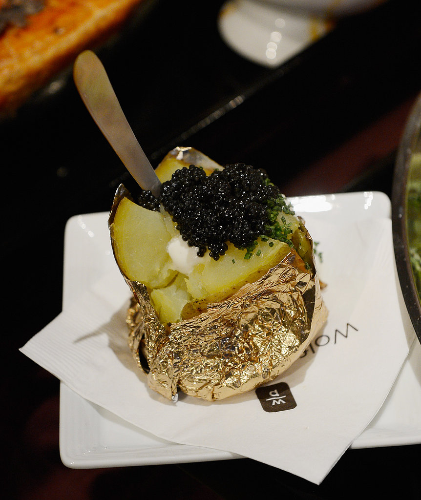 Caviar Baked Potato