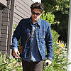 John Mayer in Beverly Hills on Valentine's Day | Pictures