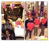 """P. Diddy wished a happy Valentine's Day to his """"three little ladies"""" on Instagram. Source: Instagram user iamdiddy"""