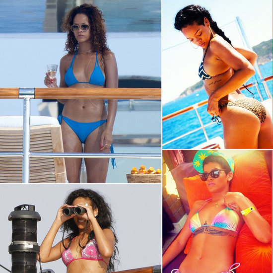 Happy Birthday, Rihanna — See Her Hottest Bikini Looks