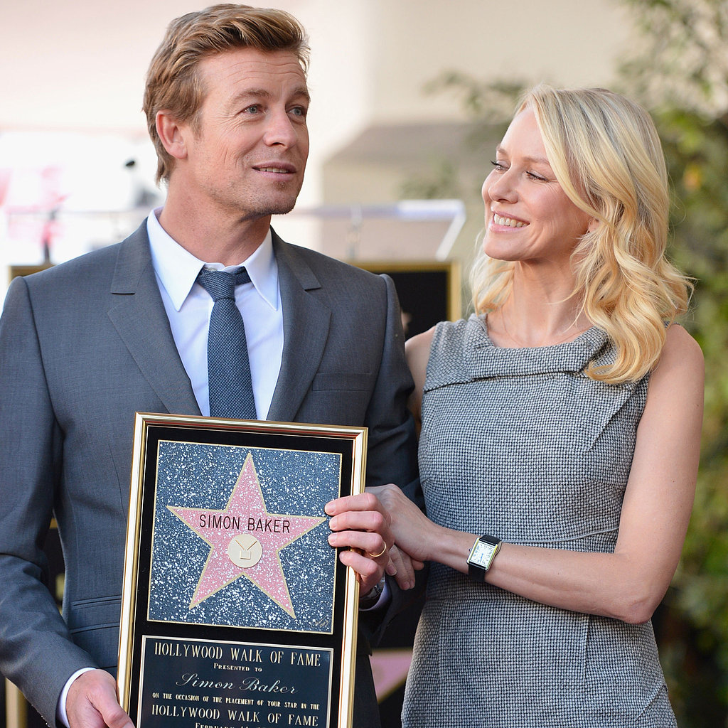 Simon Baker Scar Naomi watts at simon baker