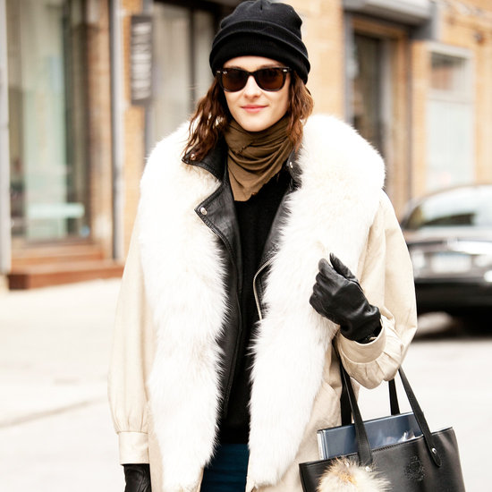 The NYFW-Street Style That's Chic, Snow-Proof, and Actually Wearable
