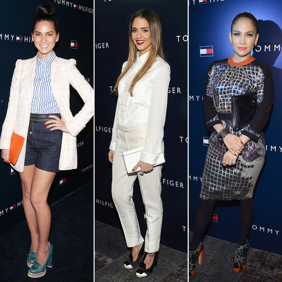 Jessica, Jennifer, and More Attend Tommy Hilfiger's Soiree — Who's Best Dressed?