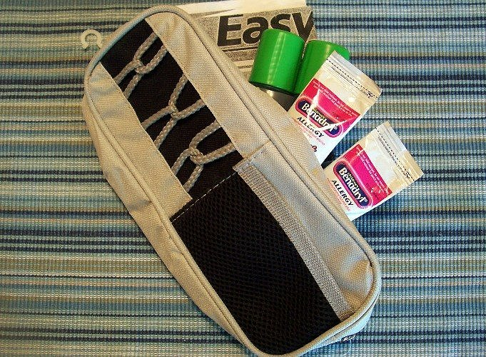 Travel-Ready Pencil Case