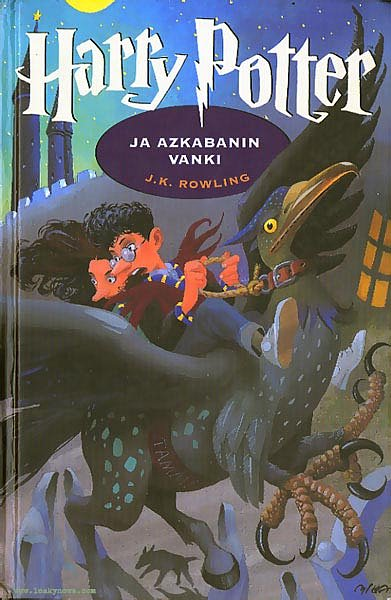Harry Potter and the Prisoner of Azkaban, Finland