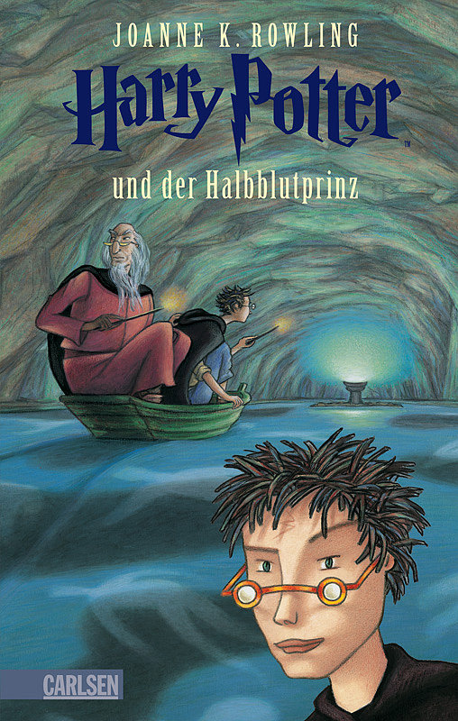 Harry Potter and the Half-Blood Prince, Germany
