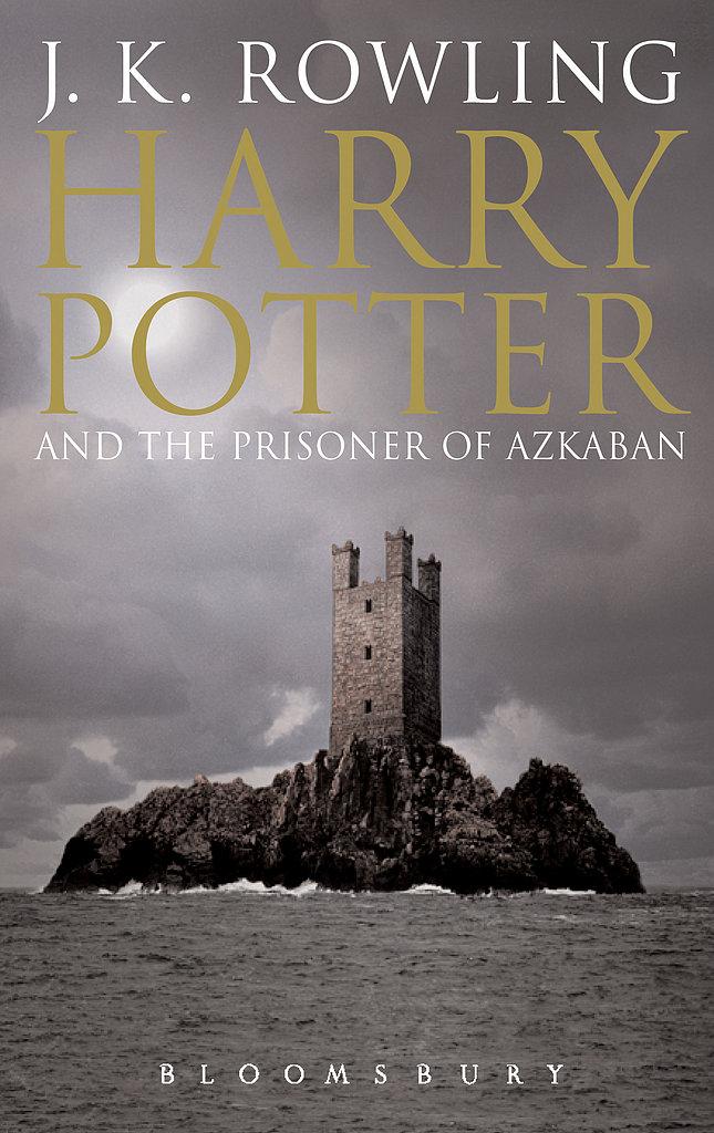 Harry Potter and the Prisoner of Azkaban, UK Adult
