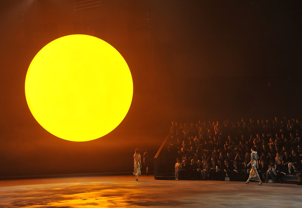 The Shining Sun at Marc Jacobs