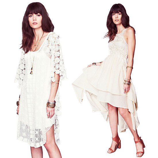 Free People Goes White With a Spring Dress Collection