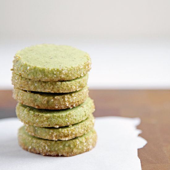 Matcha Shortbread Recipe | POPSUGAR Food
