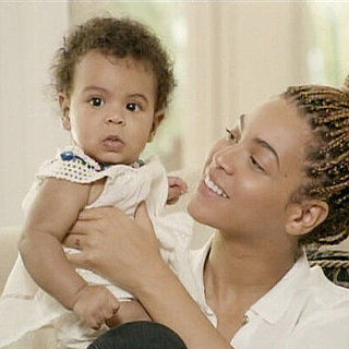 Pictures Of Beyonce & Jay-Z's Baby Blue Ivy Carter's Face