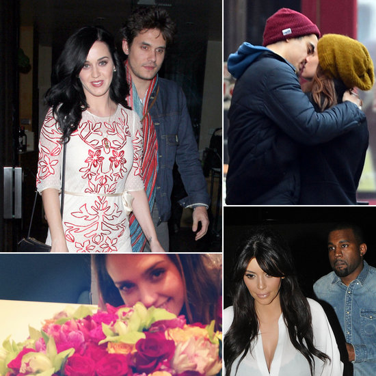 How the Stars Celebrated Valentine's Day