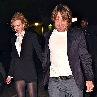 Nicole Kidman and Keith Urban's Valentine's Day | Pictures