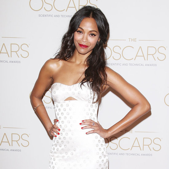 Zoe Saldana and Jennifer Lawrence Lead This Week's Style Pack