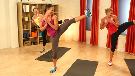 10-Minute Workout to Fit Into Those Skinny Jeans!