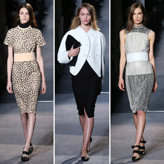Proenza Schouler Runway: Fall 2013 New York Fashion Week