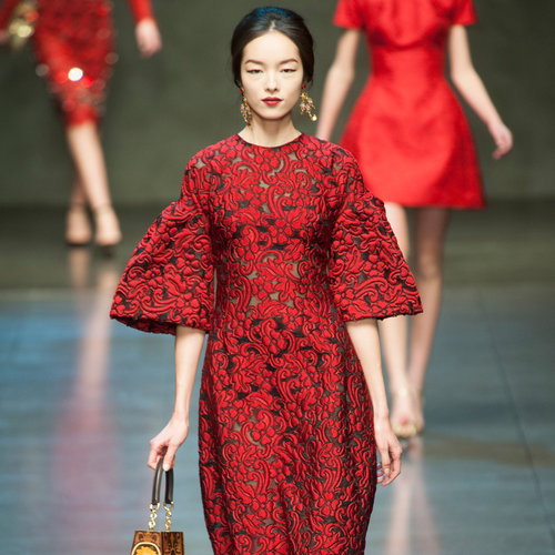 Dolce & Gabbana Review | Fashion Week Fall 2013