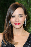 Rashida Jones Oscars Party 2013 Beauty