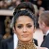 Salma Hayek Oscars 2013 Hair