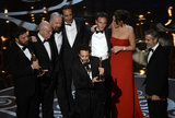 Argo won best picture at the 2013 Oscars.