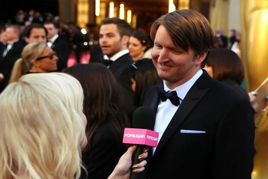 Video: Les Misérables Director Tom Hooper Shares His Oscars Excitement