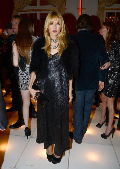 Rachel Zoe celebrated the new Mario Testino exhibit at LA gallery Prism.