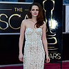 Kristen Stewart Pictures at 2013 Oscars in Reem Acra