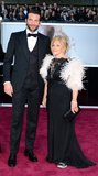 Bradley Cooper attended the 2013 Oscars with his mom on Sunday in LA.