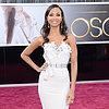 Zoe Saldana at the Oscars 2013