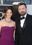 Ben Affleck Walks the Oscars Red Carpet With a Gucci-Clad Jennifer Garner
