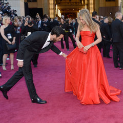 Top 20 Oscars 2013 Red Carpet Celebrity Pictures