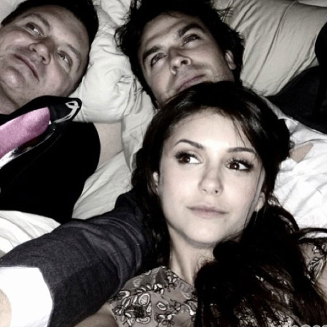 Celebrity Twitter and Instagram Pictures Oscars Weekend