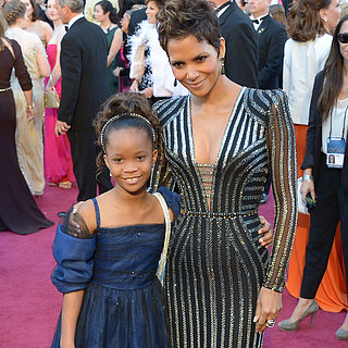 Halle Berry at the Oscars 2013