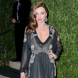 Miranda Kerr Oscar Party Dress 2013 | Pictures