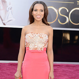 Kerry Washington Oscar Dress 2013 | Pictures