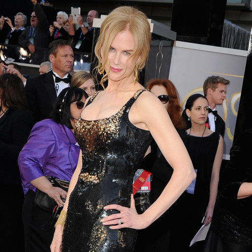 Nicole Kidman Oscar Dress 2013 | Pictures