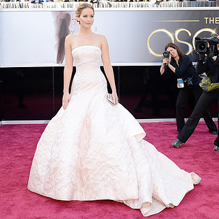 Jennifer Lawrence Oscar Dress 2013 | Pictures