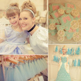 Ally's Bibbidi Bobbidi Boutique Royal Tea Birthday Party