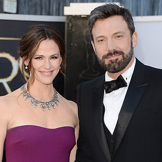 Ben Affleck and Jennifer Garner's Relationship | Oscars 2013