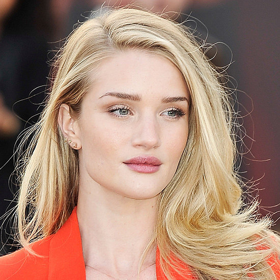 Celebrity Beauty: Miranda Kerr, Rosie Huntington-Whiteley