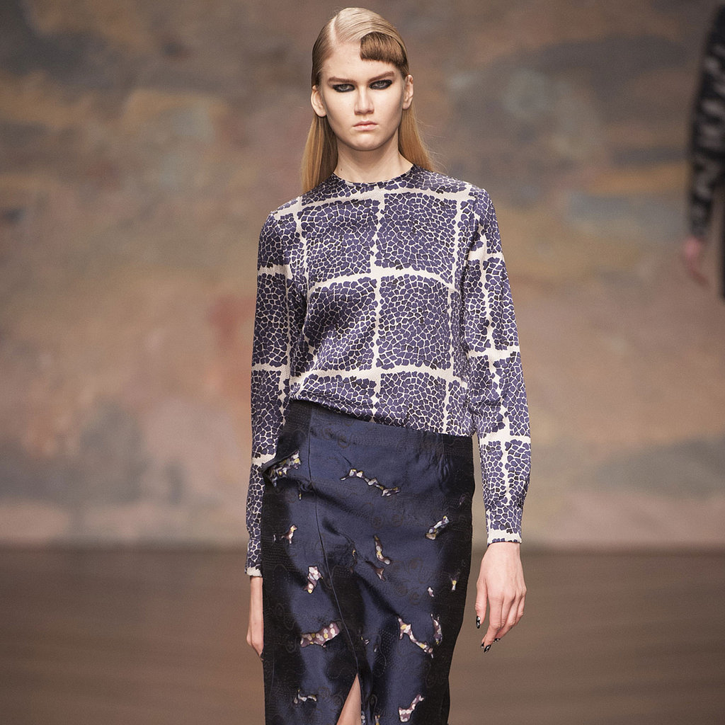 Michael van der Ham Review | Fashion Week Fall 2013