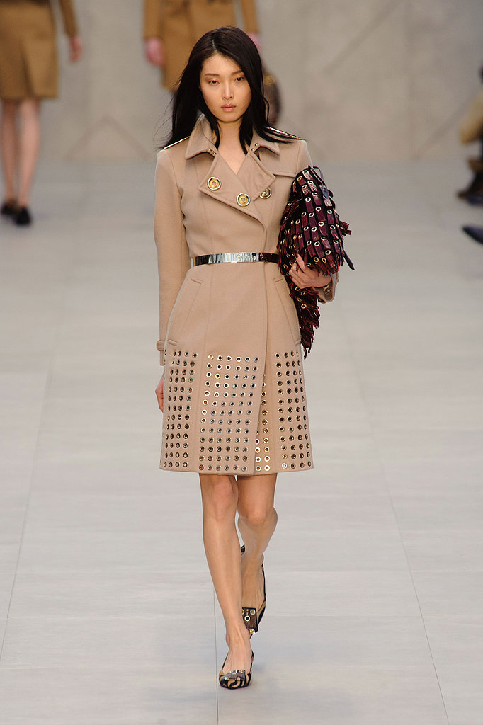 Burberry Fall 2013