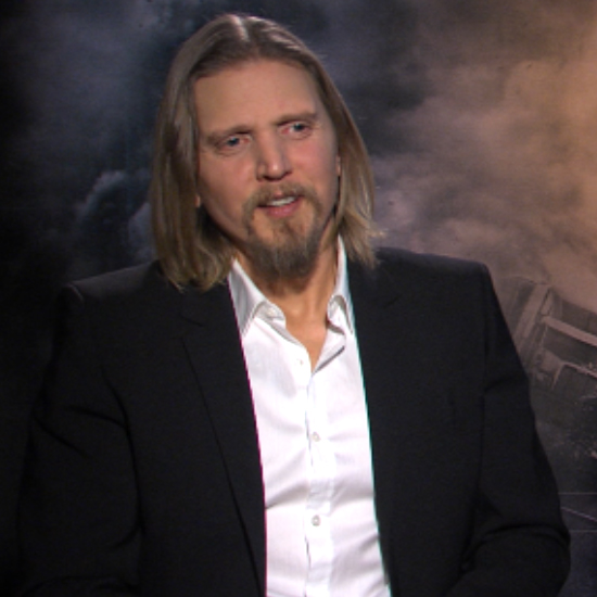 Barry Pepper Interview About Snitch | Video | POPSUGAR ...