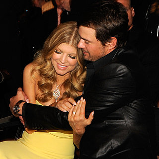 Josh Duhamel and Fergie Cutest Pictures