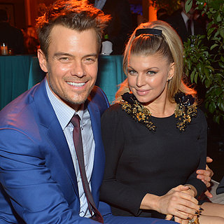 Josh Duhamel and Fergie Expecting a Boy