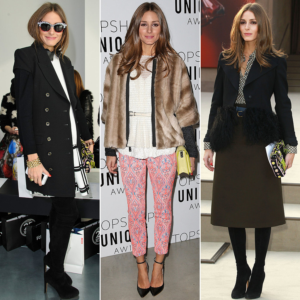 Olivia Palermo's Fall 2013 Fashion Week Lookbook — Her Chicest Styles!